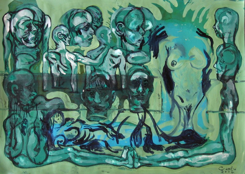 Green_Blue_42x59cm_2006_Carl_Krull