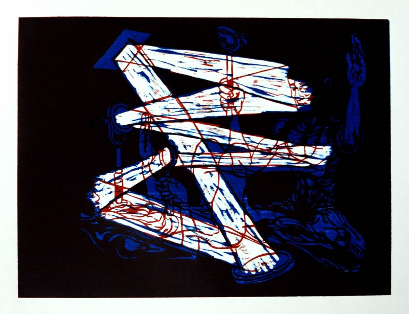 Japan_graphic_Carl_Krull_Wood-5-blue-red-22x30cm