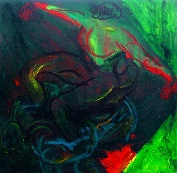 Nightmare 1999. 183x183
