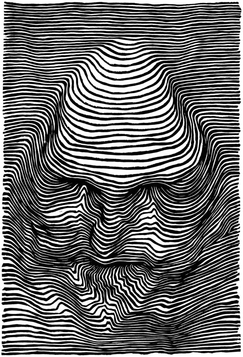 Seismogram_III_30x20cm_2014_Carl_Krull