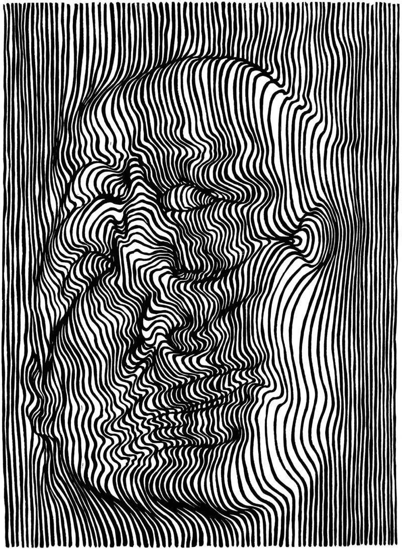Seismogram_VIII_42x31cm_2014_Carl_Krull