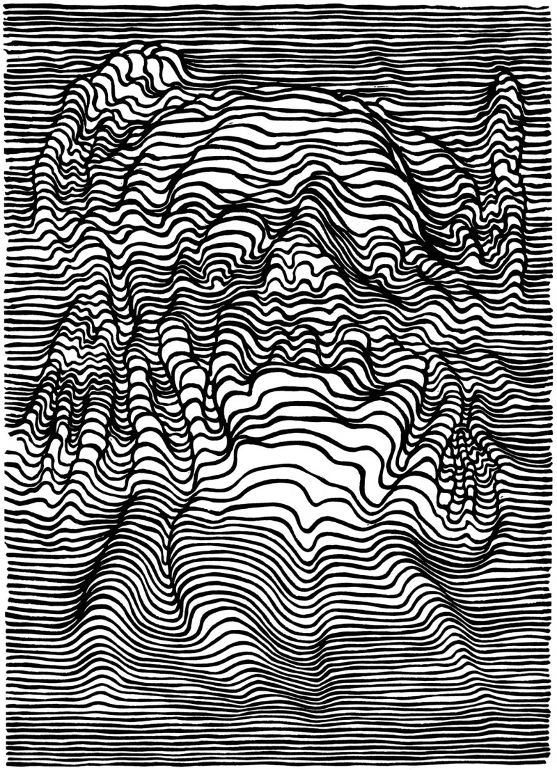 Seismogram_VII_42x31cm_2014_Carl_Krull