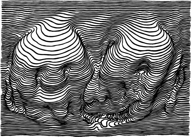 Seismogram_VI_31x42cm_2014_Carl_Krull