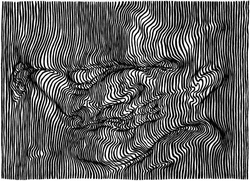 Seismogram_V_31x42cm_2014_Carl_Krull